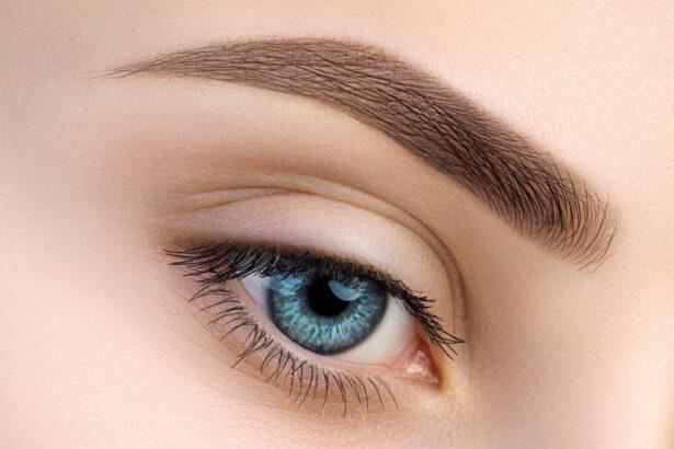Permanent-Augen
